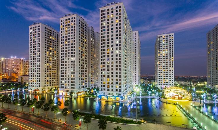 Bùng nổ mô hình đại đô thị VinCity của ông lớn VinGroup tại Hà Nội & TP.HCM